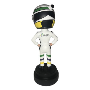 Jeff Gordon Children's Foundation Racer Bobblehead