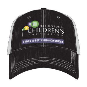 Jeff Gordon Children's Foundation  Snapback Trucker Hat