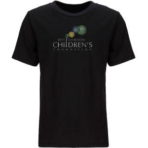 JGCF Youth Logo T-Shirt - Black