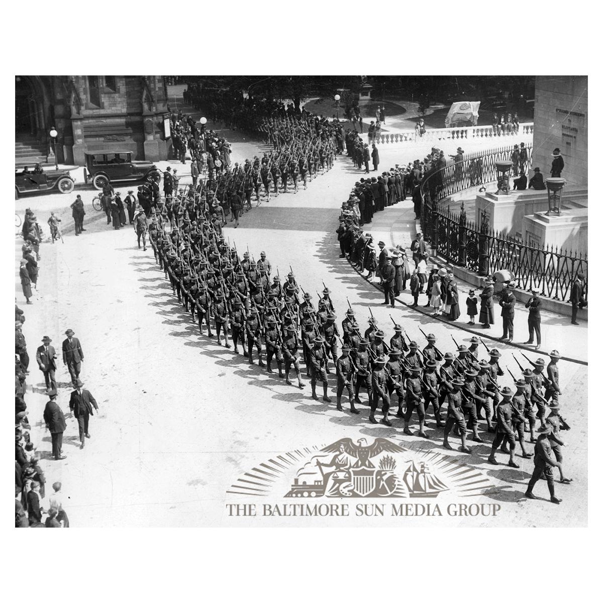 Armistice Day Parade (1918)