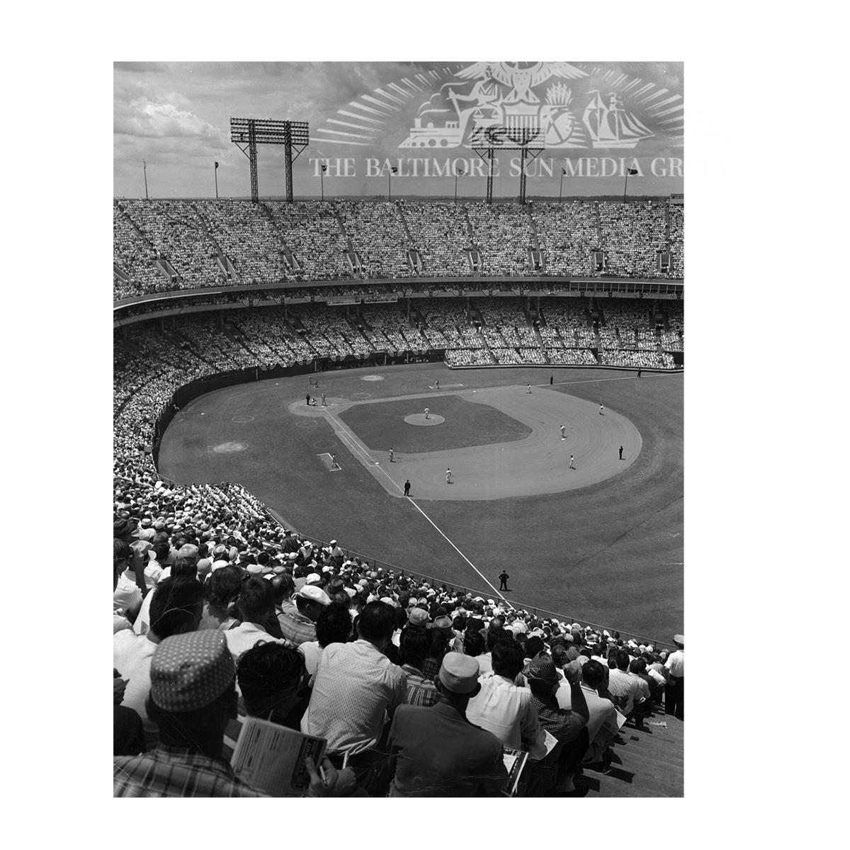 Memorial Stadium All-Star Game (1958)
