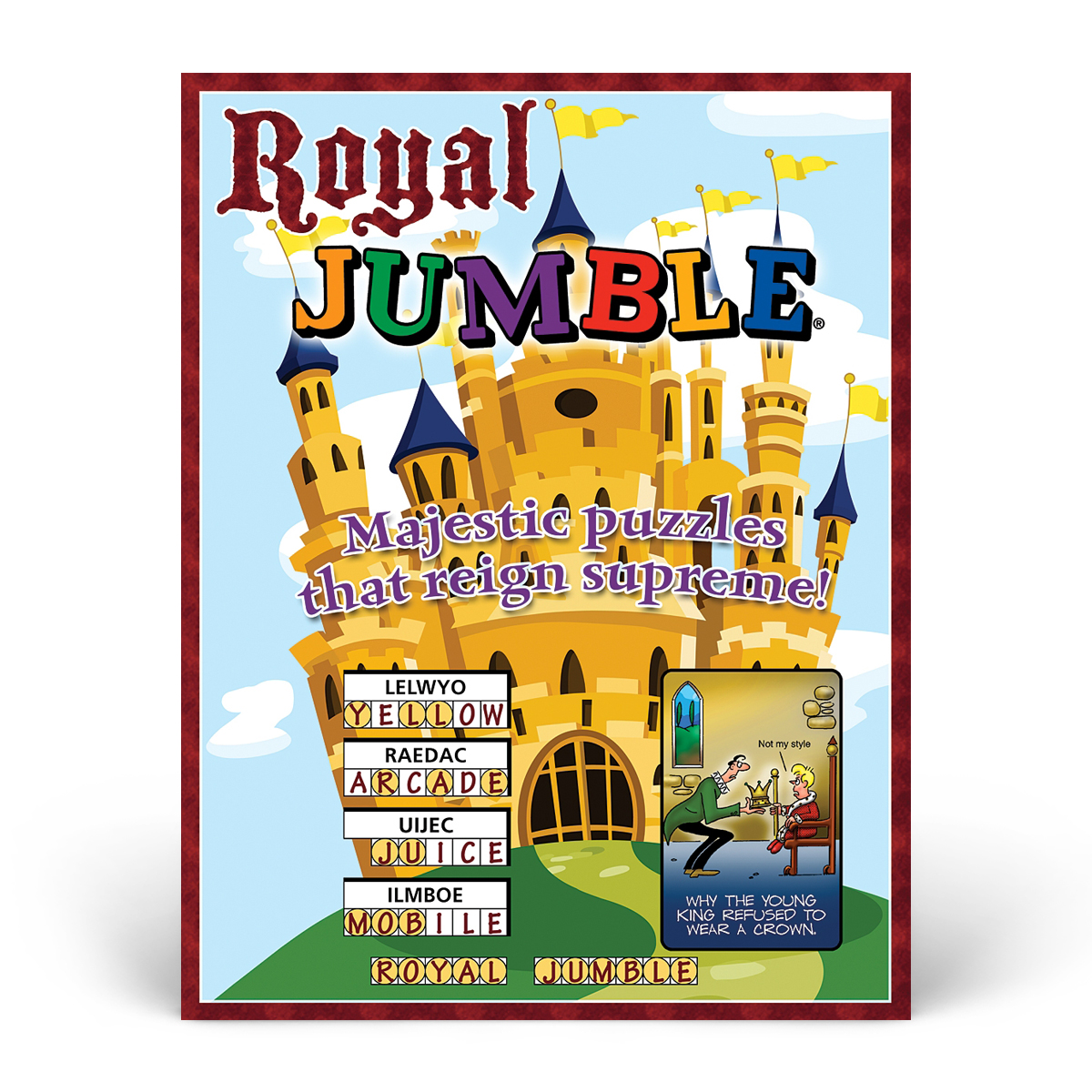Royal Jumble!