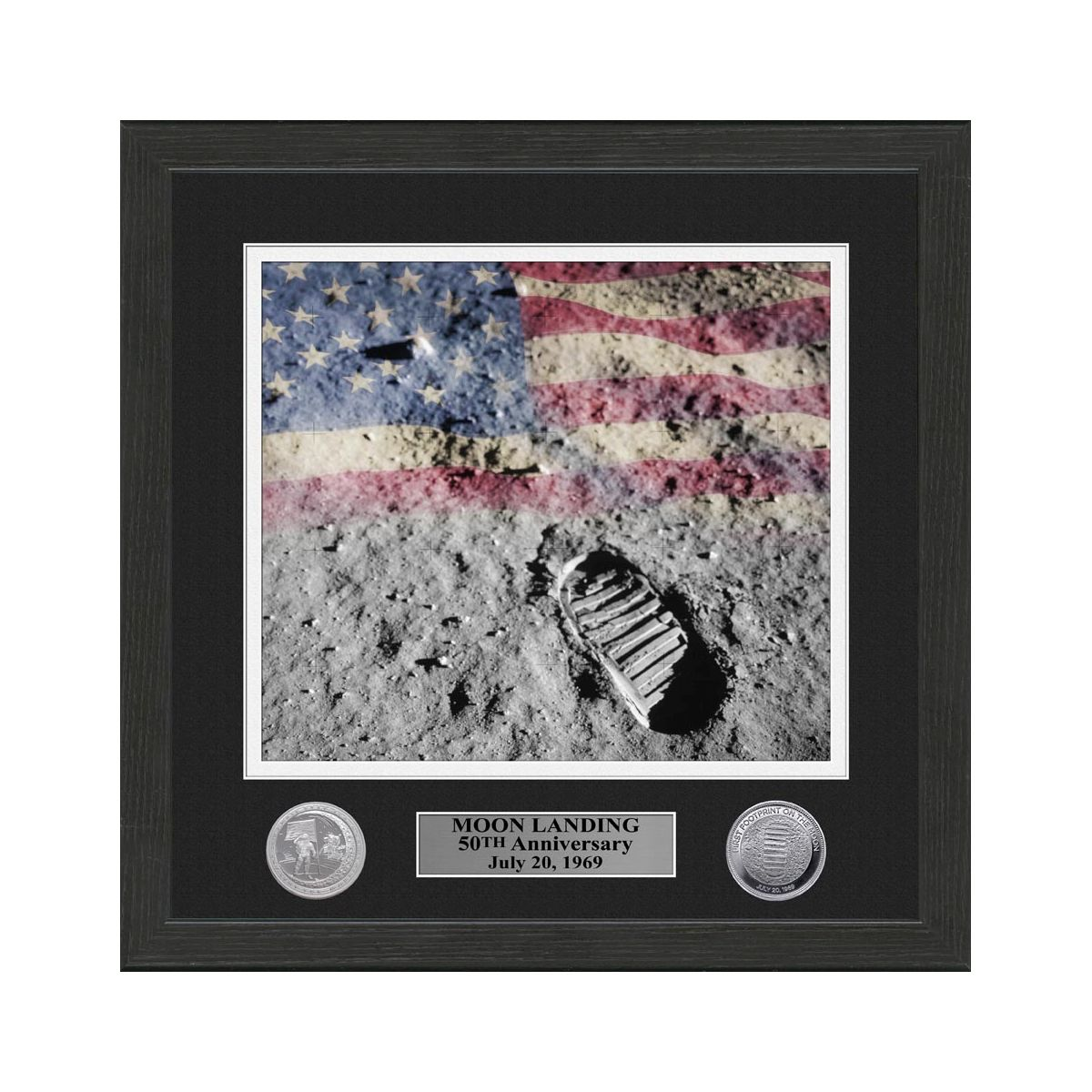 Moon Landing 50th Anniversary Photomint