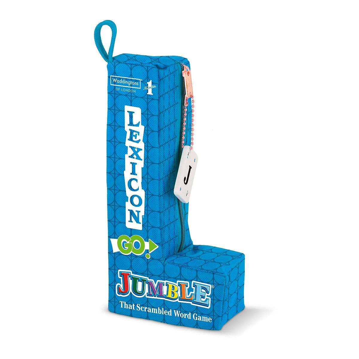 Jumble Lexicon GO! Game