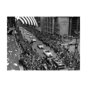 Orioles Welcome Parade (1954)