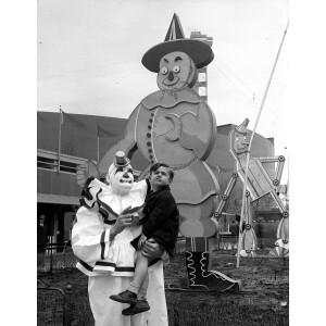Century of Progress - Bobo the Clown (1933)