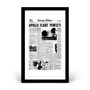 Chicago Tribune Page Print