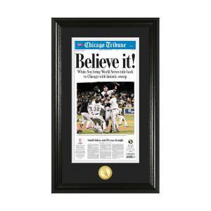 Chicago White Sox 2005 World Series Photo Mint