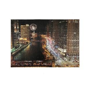 Navy Pier Fireworks Jigsaw Puzzle