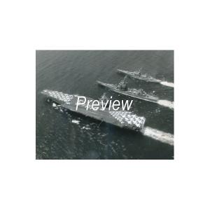 Navy: USS Enterprise Jets on Deck