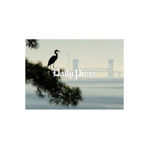 Hampton Roads Scenery: Great Blue Heron