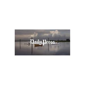 Hampton Roads Scenery: Poquoson's Front Creek