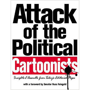 Attack of the Political Cartoonist