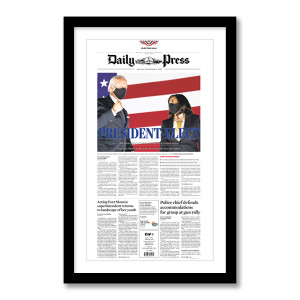 """President-Elect"" 11/8/20 Page Print"