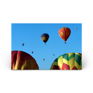 Arts & Culture: Balloons Lift Off