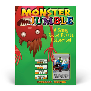 Monster Jumble!