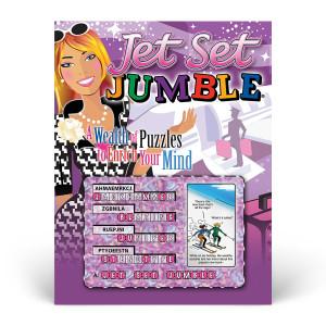 Jet Set Jumble!