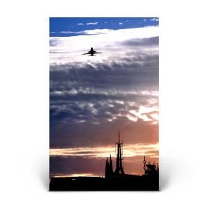 Magic Kingdom: Shuttle Flyover