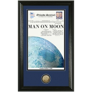 Apollo 11 Anniversary Photo Mint