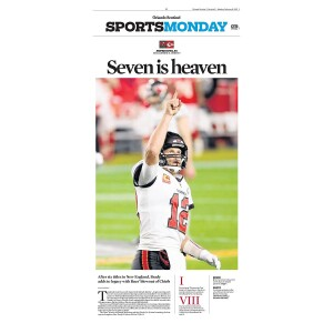 """Seven is heaven"" Jigsaw Puzzle"