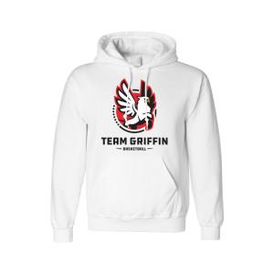 Team Griffin Logo Hoodie (White)