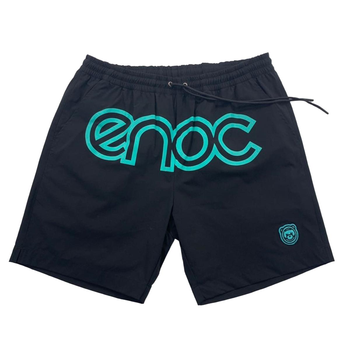 ENOC Black Shorts