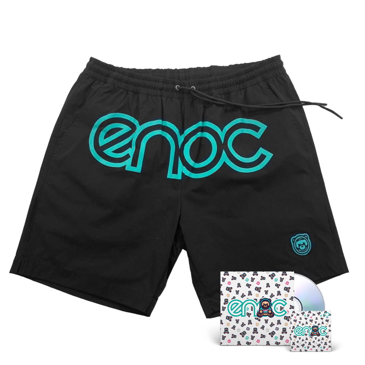 ENOC Bear Shorts + Album