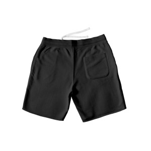 Los Dioses Black Shorts