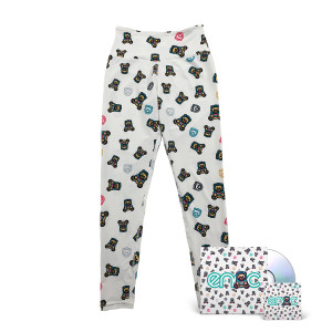 ENOC Bear Leggings + Album