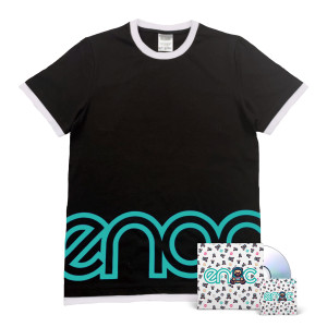 ENOC Black Ringer Tee + Album