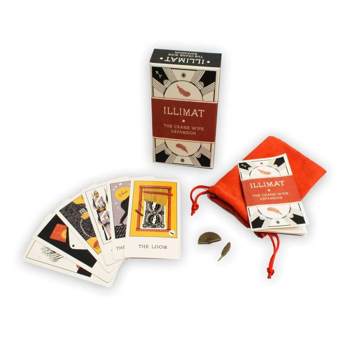 Illimat: The Crane Wife Expansion