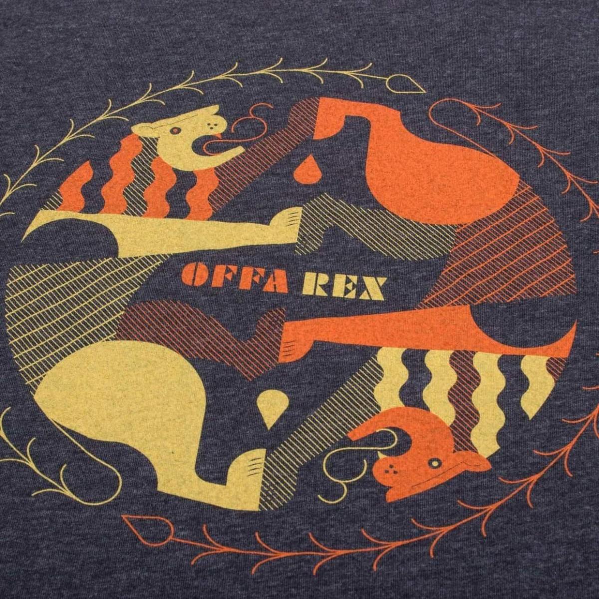 Offa Rex 'Lions' Tee