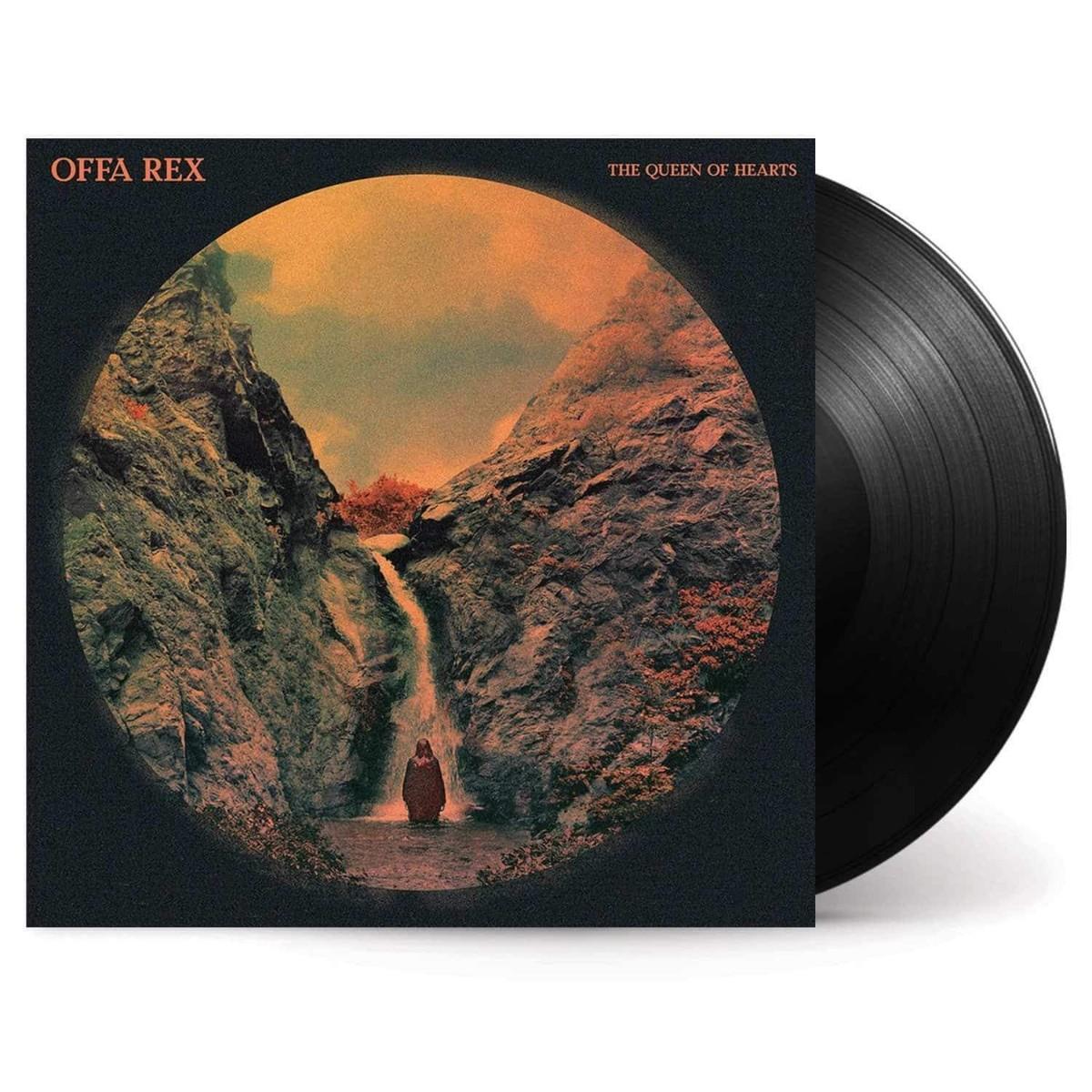 Offa Rex - The Queen Of Hearts Vinyl LP