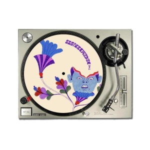 'I'll Be Your Girl' Vinyl Slipmat