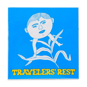 Traveler's Rest Sticker