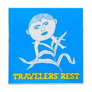Traveler's Rest Sticker