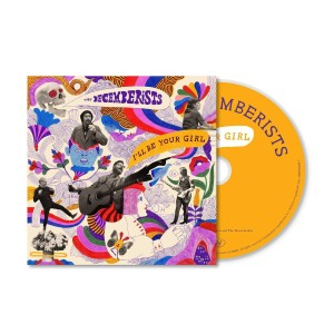 The Decemberists 'I'll Be Your Girl' CD