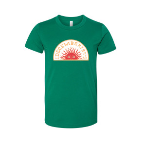 Decemberists Sun Logo Youth Tee