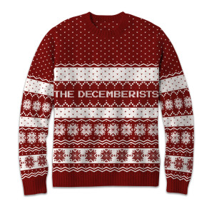 The Decemberists Not-So-Ugly Sweater