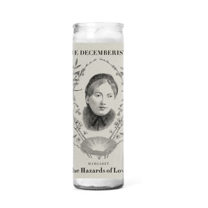 'Hazards of Love' Character Ritual Candles