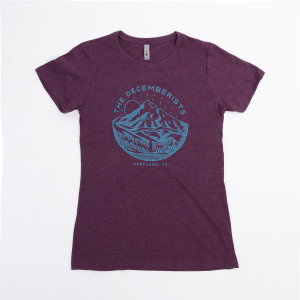 Mt. Rainier Women's Tee