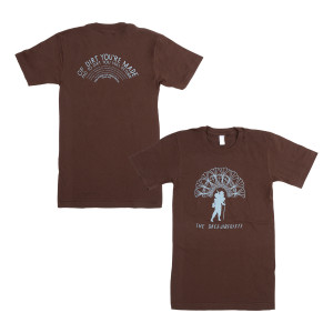 'Popes of Pendarvia' Tour T-Shirt