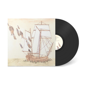 Castaways and Cutouts - Black Vinyl