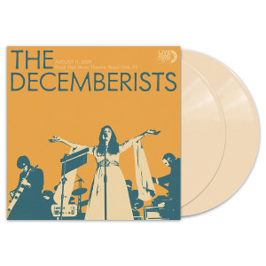 THE DECEMBERISTS - Live Home Library Vol I. - Bone Colored Vinyl (webstore exclusive)