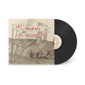 Her Majesty The Decemberists - Black Vinyl