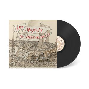 Her Majesty The Decemberists - Black Vinyl