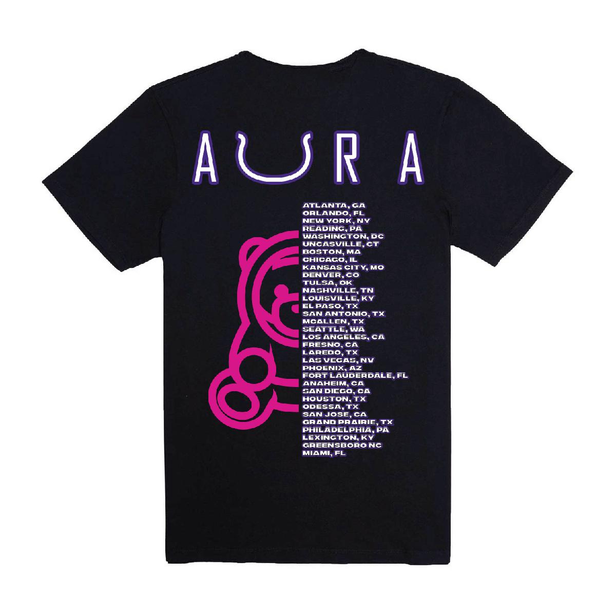 Ozuna Camiseta Negra