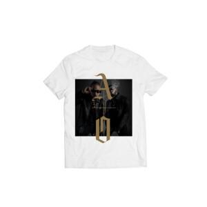 Los Dioses Camiseta Blanca