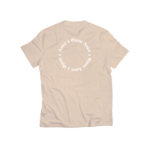 Los Dioses Camiseta Beige