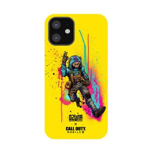 Ozuna x Call of Duty Yellow Flex Phone Case